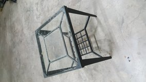 Glass end table in Fort Leonard Wood, Missouri