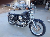 Harley sportster 78 Iron Head in Yucca Valley, California