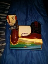 #2 Old West boots size 8 in Travis AFB, California