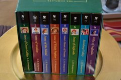"Complete set of ""Ann of Greengables"" in box in Colorado Springs, Colorado"