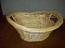 Natural Oval Basket in Perry, Georgia