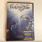 Dolphin Tale DVD  (NEW) in Chicago, Illinois