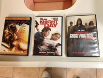 6 Various PG -13 DVD's (see below) in Glendale Heights, Illinois