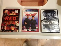 3 Various PG -13 DVD's (see below) in Chicago, Illinois
