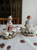 Lovely Boys Collectibles Figurines ( Curtea de Arges ) ( size H22/B18 cm ) in Stuttgart, GE