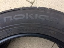 Nokian High Performance All Weather (with M&S) SUV Tires (2) 255/55 R18 109V in Ramstein, Germany