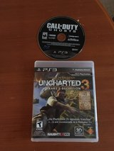 COD Ghost + Uncharted 3 in Ramstein, Germany