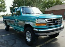 Ford F-250 XLT F-150 F-350 4x4 4 Wheel Drive 7.5 V8 Gas 460 Extended Cab Extra in Los Angeles, California