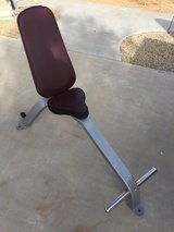 Commercial Upright Bench in 29 Palms, California