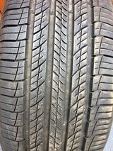 1- Used - 255/60R17 Hankook Dynapro HP 2 -  Tire in Shorewood, Illinois