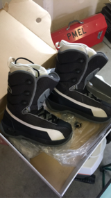 RIDE Snowboard boots size 8.5(man) in Vacaville, California