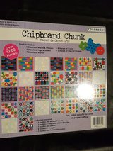 Chipboard Chunk Pack (Scrapbooking, Card Making, School Projects) in Ramstein, Germany