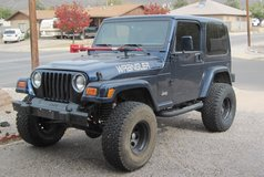 2000 Jeep Wrangler in Alamogordo, New Mexico