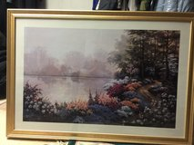 Large Framed Picture in Leesville, Louisiana