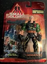 SMALL SOLDIERS ELECTRO-CHARGED CHIP HAZARD YEAR 1998 in Ramstein, Germany