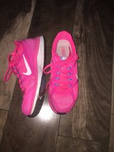 Hot pink nike in Fort Campbell, Kentucky