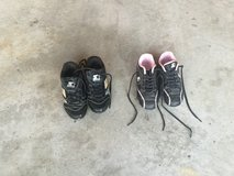 Boys and girls b ball spikes. Size 1 in Morris, Illinois