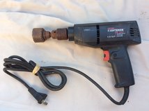 """Craftsmens 1/3 hp 3/8"""" drill in Houston, Texas"""