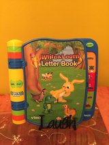 VTech Write & Learn Letter Book in Chicago, Illinois
