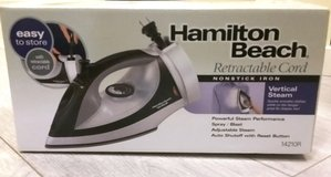 HAMILTON BEACH 14210R Non-Stick Clothes Iron in Ramstein, Germany