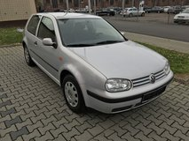 VW Golf 4 in Ansbach, Germany
