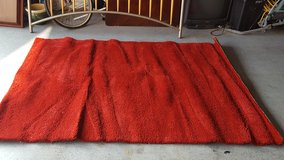 Ikea Adum Red Area Rug 4'4 x 6'5 in Cleveland, Texas
