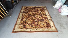 4' x 6' Multicolor Flowers  Area Rug - 2 in The Woodlands, Texas
