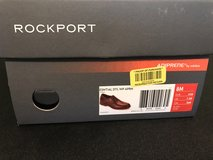 Rockport Size 8 Men's Black Dress Shoes in Kingwood, Texas