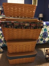 Longaberger Basket Collection in Lawton, Oklahoma