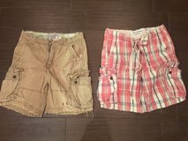 Hollister & Abercrombie shorts in Cleveland, Texas
