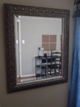 """Hanging  Beveled Mirror 15"""" x 19"""" Awesome Shape $10 in Pasadena, Texas"""