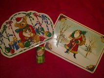 Newish - Christmas Table Mats in Ramstein, Germany