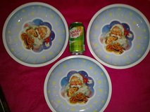 New - Tin Santa Plates for Cookies / Candies / Snacks in Ramstein, Germany