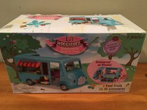 NEW Lil Woodzeez Honeysuckle Food Truck Toy for Dollhouse Like Calico Critters in Bartlett, Illinois