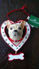 American bulldog Brand new CHRISTMAS ORNAMENT PERSONALIZE in Shorewood, Illinois