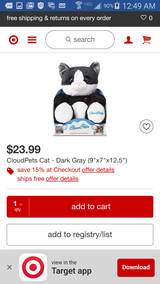 New Cloud Pet CAT 2 Available in Aurora, Illinois