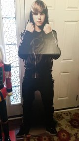 Justin Bieber Life Size Cardboard Stand Up in Clarksville, Tennessee