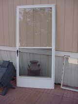 Storm Door in Alamogordo, New Mexico