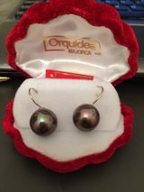 ******Earrings new  in original gift box from Orquidea Mallorca in Ramstein, Germany