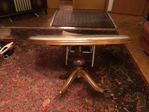 Coffee Table with Marble Top in Wiesbaden, GE