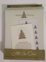 Christmas Tree Cards, Envelopes, Paper, Address Labels and Seals in Plainfield, Illinois