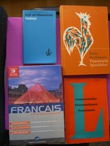 French language books in Ramstein, Germany