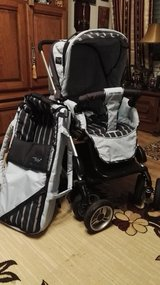 ABC design STARLINE all whether stroller in Ramstein, Germany