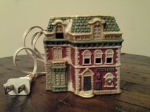 "Christmas Village ""Dentist Office""-Dickens Collections in Chicago, Illinois"