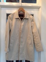 Women's COACH Trench Coat Size Small (6-8) in Lockport, Illinois