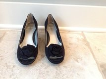 Girls Black Dress Shoes from Nordstrom Size 4 in St. Charles, Illinois