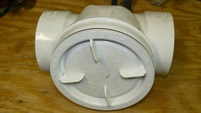 Sewer septic anti back flow valve 4 inch new in Camp Lejeune, North Carolina