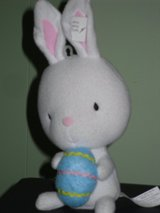 "9"" bunny w/easter egg in Glendale Heights, Illinois"