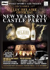 Official Luc Belaire NYE Castle Party SLNC in Ramstein, Germany