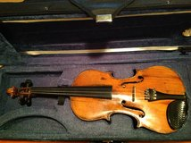 L. M. Nute 4/4 violin in Aurora, Illinois